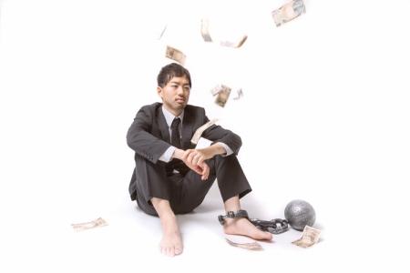 退職金のために会社の奴隷
