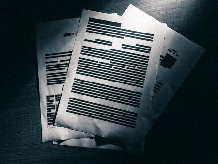 共同担保目録のイメージ